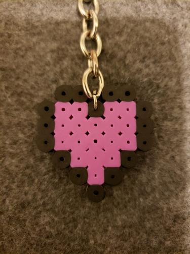perler beads accesorios (collar, llavero o figura)