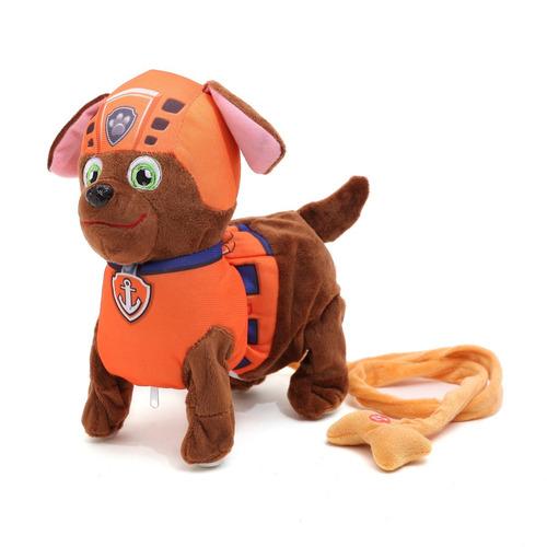 perro patrulla canina interactivo c/ movimiento - paw patrol