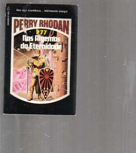 perry rhodan 77 nas algemas da eternidade - formato medio