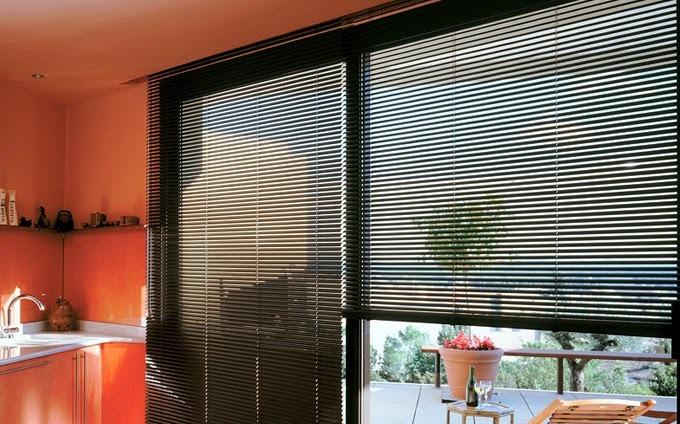 persiana cortina veneciana 100 aluminio muebleria en On muebleria en linea uruguay