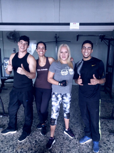 personal trainer, entrenador personal, gimnasia localizada
