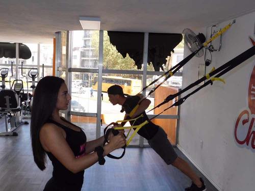 personal trainer-instructor en musculación 100% resultados