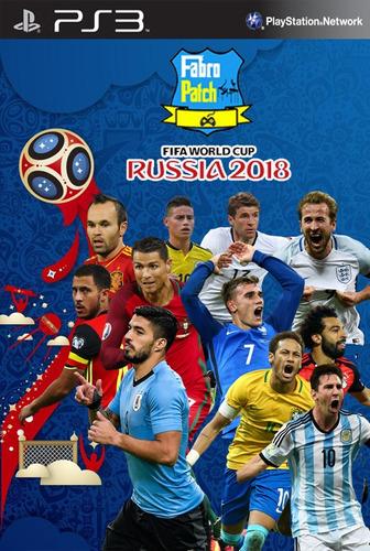 pes 2018 digital world cup mundial 2018 ps3 + uruguayo