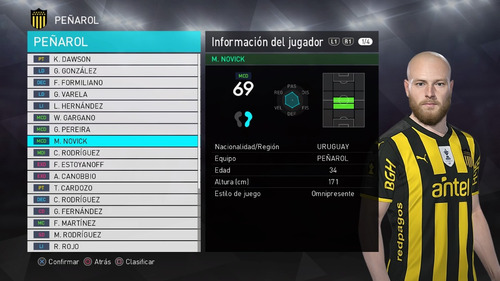 pes 2018 fútbol uruguayo fabropatch ps4