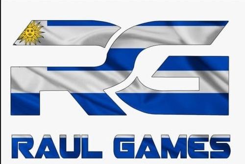 pes 2018 ps4 copa libertadores + torneo uruguayo raul games
