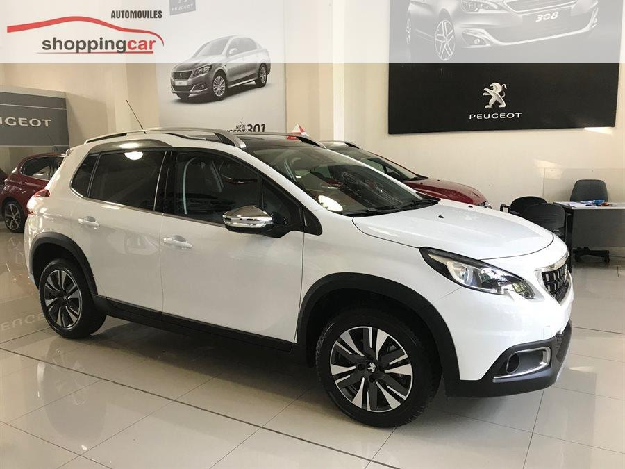 peugeot 2008 active pack 1 2 turbo 2018 0km u s en mercado libre. Black Bedroom Furniture Sets. Home Design Ideas