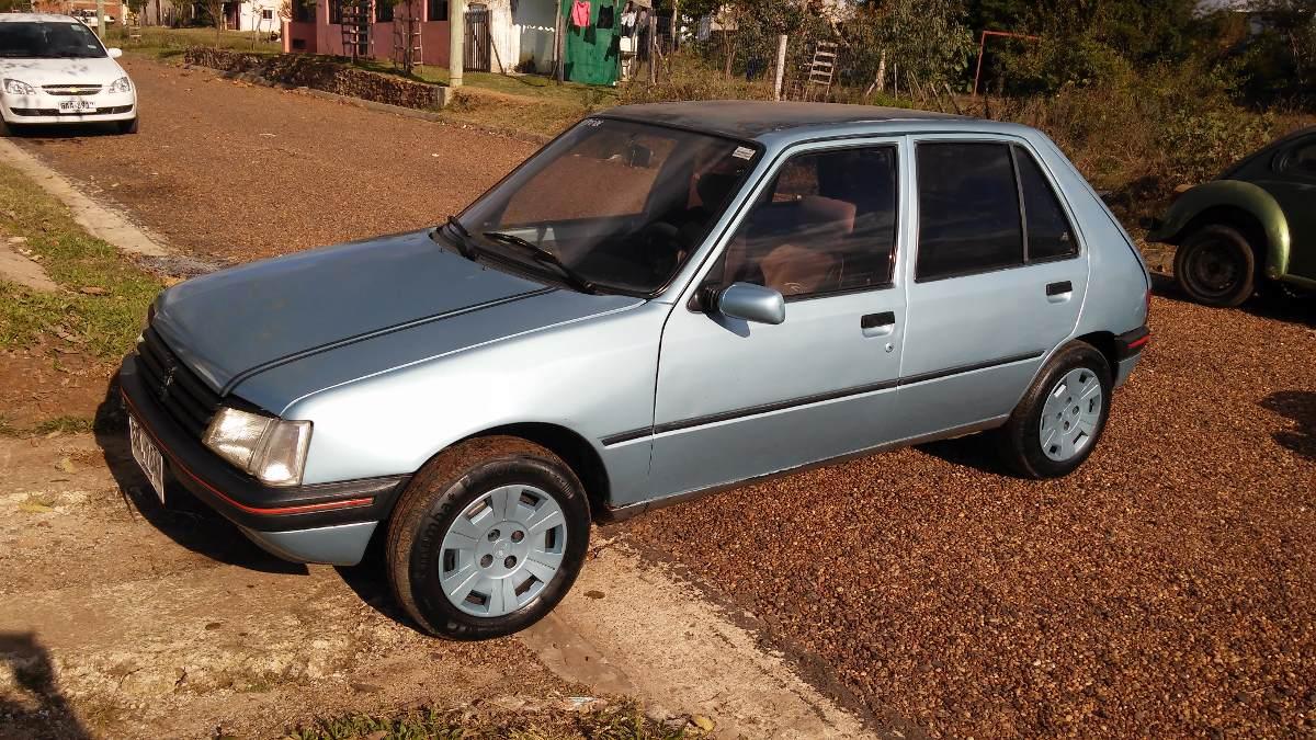 Peugeot 205 Gr 1 4 1991