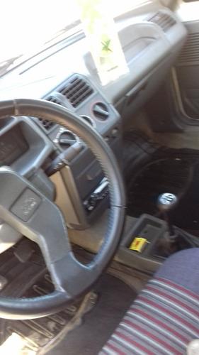 peugeot 205 gr  sedan 5 puertas. motor 1.4 año 1989