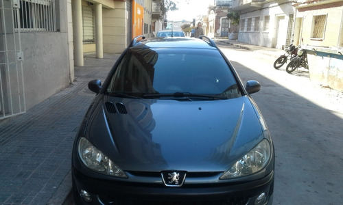 peugeot 206 1.6  full escapade regalo
