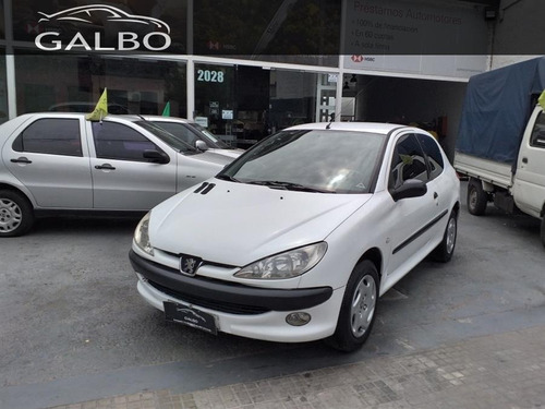 peugeot 206 - galbo - 1.4 2001 impecable!