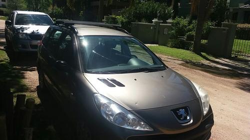 peugeot 207 1.4 sedan xr 2009