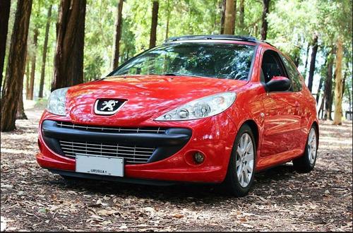 peugeot 207 1.6 coupe 156cv 2011,financio u$s 6.000 y cuotas