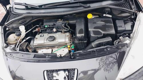 peugeot 207 1.6 coupe turbo 150 cv 2009