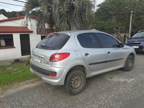 peugeot 207 1.9 sedan xrd 2008