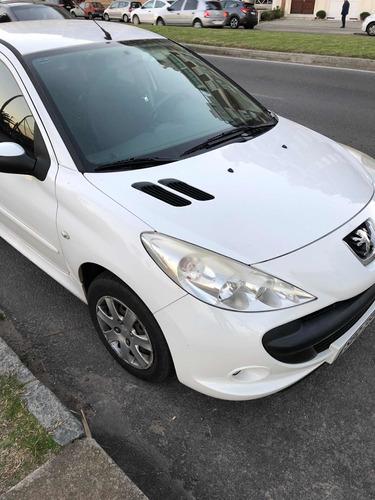 peugeot 207 compact 2013 - francés - 48.000km oportunidad