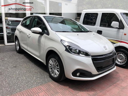 peugeot 208 active 2020 0km financiacion 100%