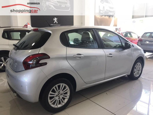 peugeot 208 new allure 1.6 2018 0km