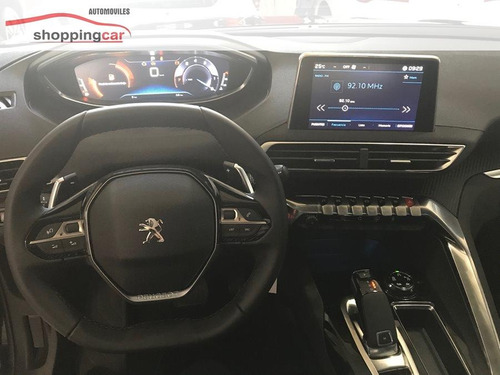 peugeot 3008 gt 1.6 turbo automática 2019 0km