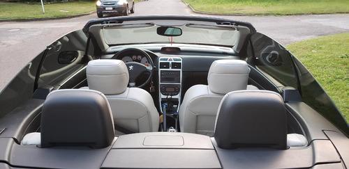 peugeot 307 2.0 cc cabriolet