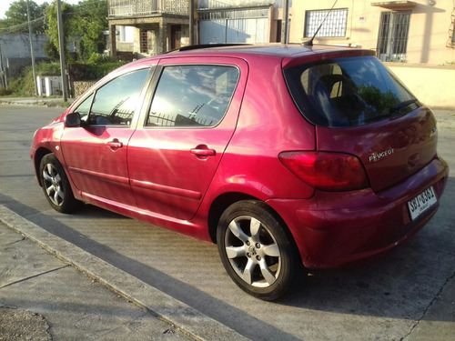 peugeot 307 xs life extrafulll 2008 impecable us 7800 y cuot