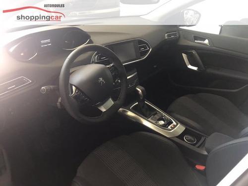 peugeot 308 1.2 turbo automático 2019 0km