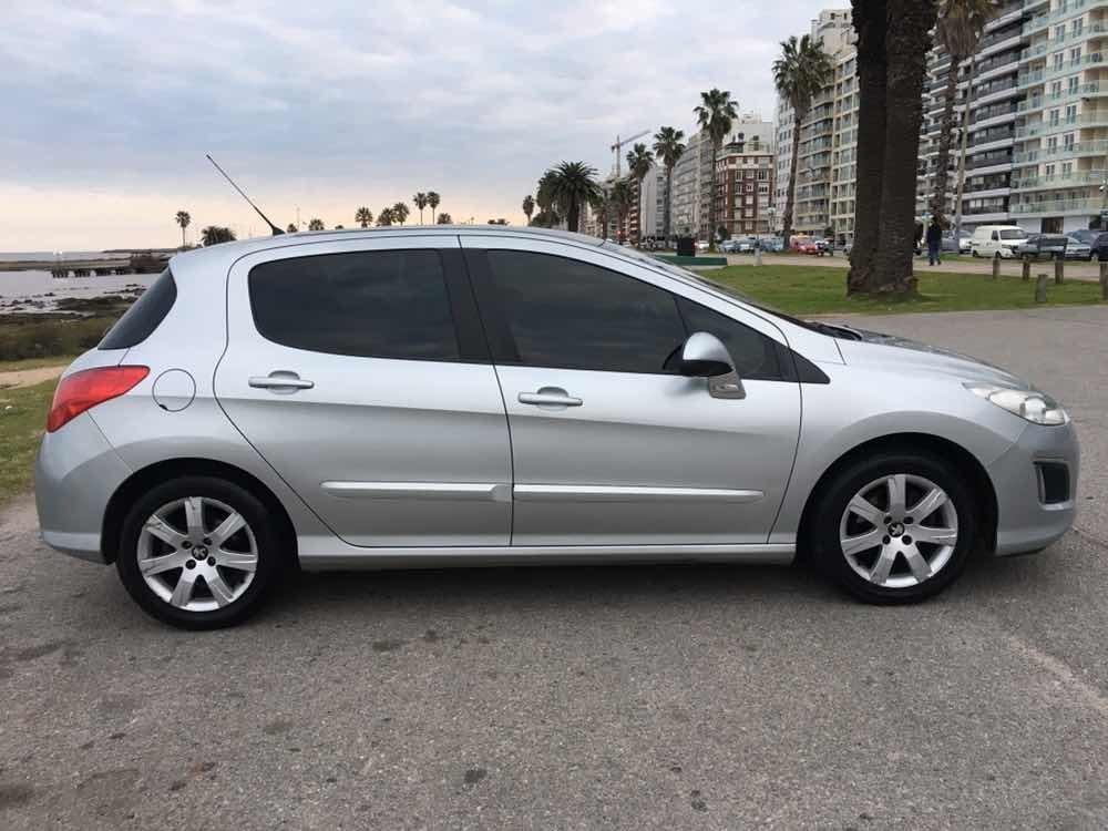 Peugeot 308 1.6 Allure Nav 115cv 2012 - U$S 13.500 en ...