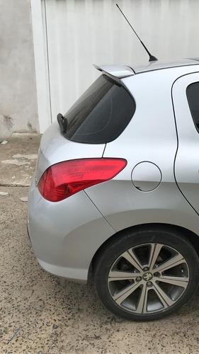 peugeot 308 1.6 turbo - permuta - financiación