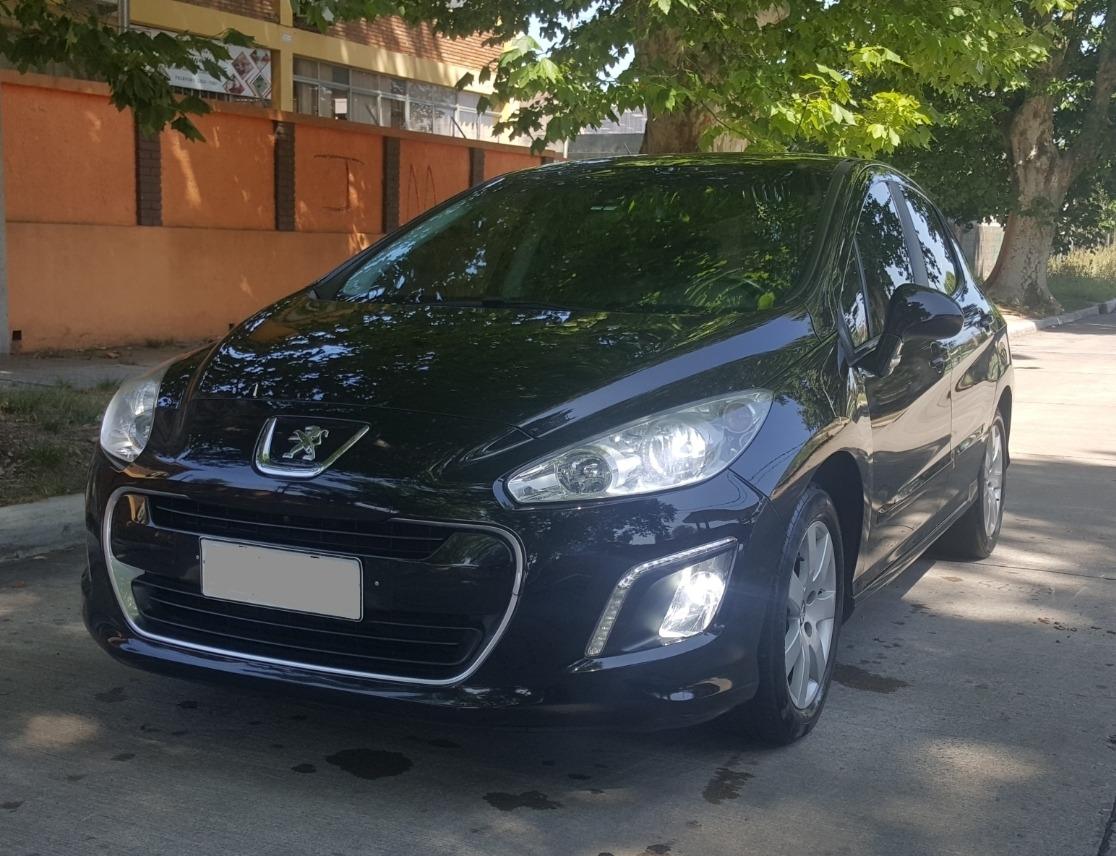 Peugeot 308 1.6 Vti 120 Hp Manual - No Es Turbo - U$S 14 ...