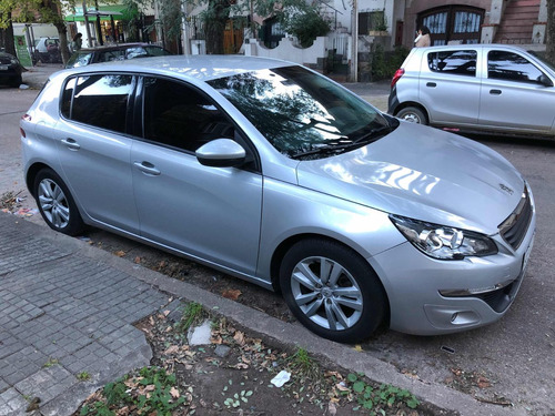 peugeot 308 año 2015 impecable!