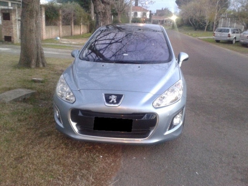 peugeot 308 premium 1.6 turbo. francés 163 hp
