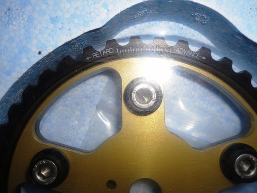 peugeot kent cams power pulley competicion (corrector-leva)