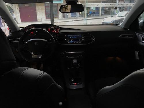 peugeot new 308 1.6 thp automático