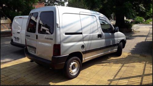 peugeot partner 1.4 furgon plc confort 2007
