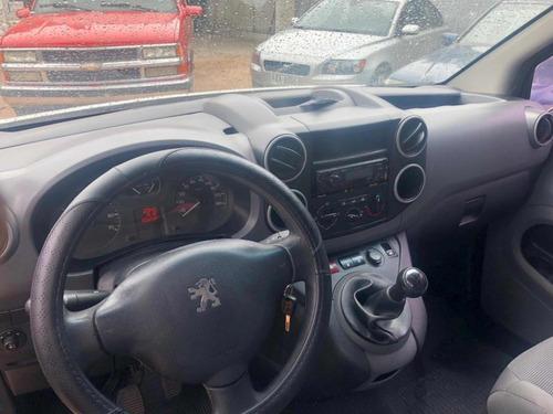 peugeot partner 1.4 furgon presence 2011