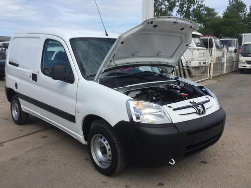 peugeot partner 1.6 diesel full 0km        entrega inmediata