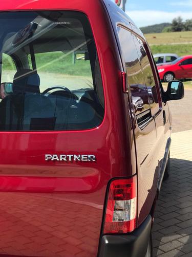 peugeot partner 1.6 furgon m69 2019 0km entrega inmediata