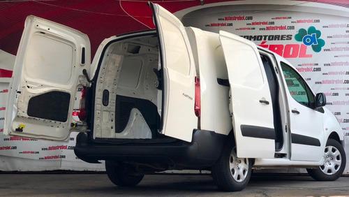 peugeot partner 2015 maxi hdi diésel, aire, eléctrica