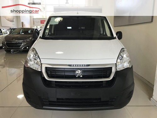 peugeot partner b9 larga 2018 0km