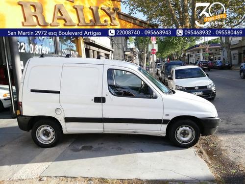 peugeot partner diesel 2001 financio permuto ideal mecanico