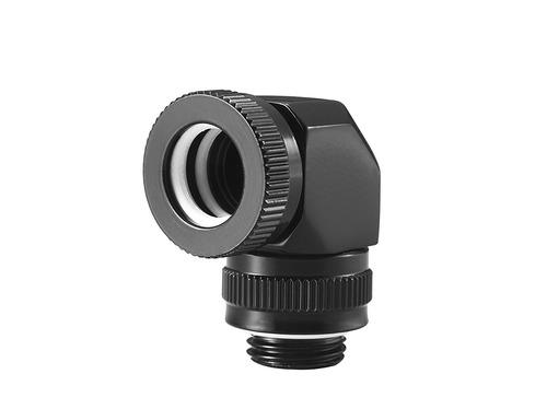 phanteks 12mm rigid tubing rotary adapter 90 degree