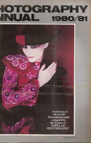 photography annual 1980/1981- lucien ciergue/ rick gardner