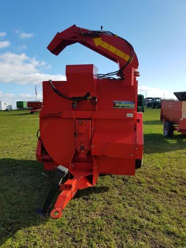 picador de fardos ((fimaks)) maquinaria agrícola