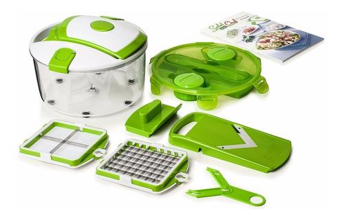 picador/rallador- salad chef smart- teleshopping - llame ya!