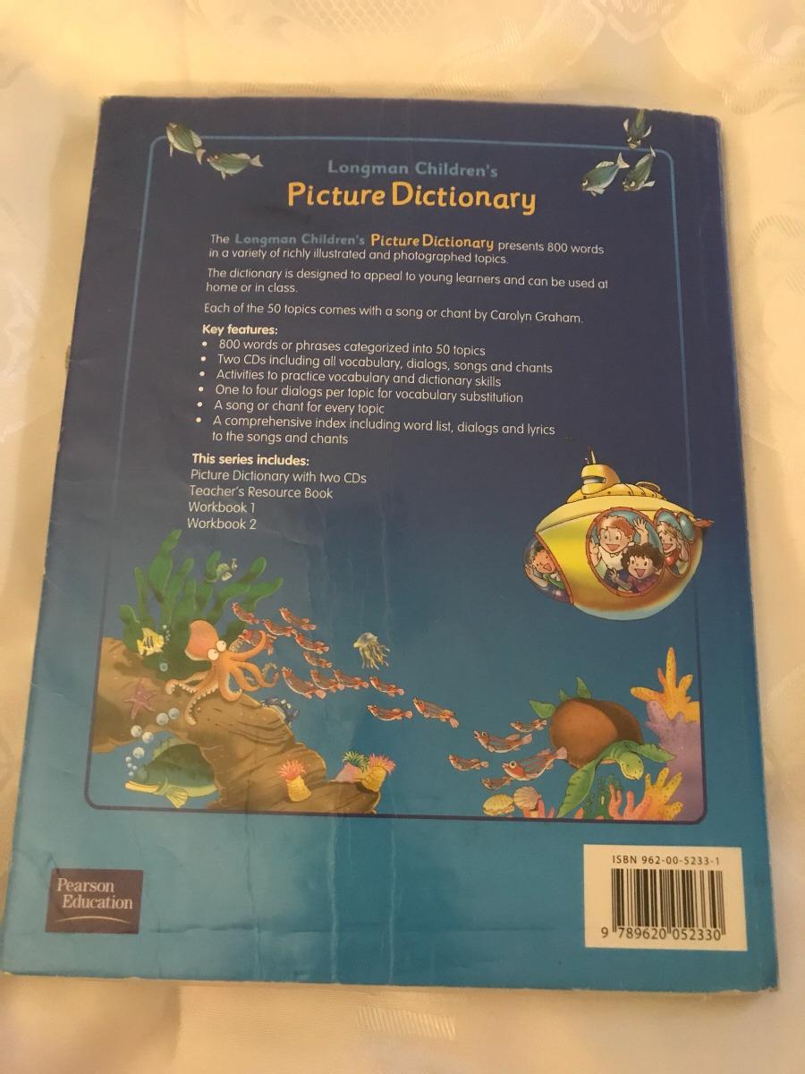 Picture Dictionary. Longman Childrens - $ 500,00 en ...