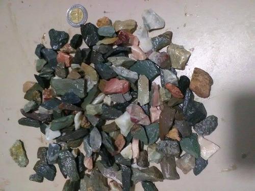 piedra gris de jardín