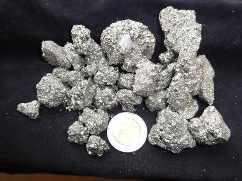 piedra pirita lote 700grs