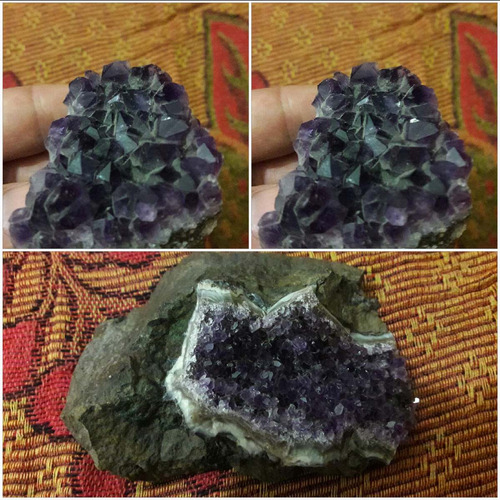 piedras amatistas de buena calidad