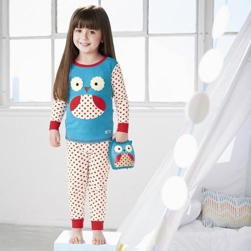 pijama buho para bebes y niños skip hop