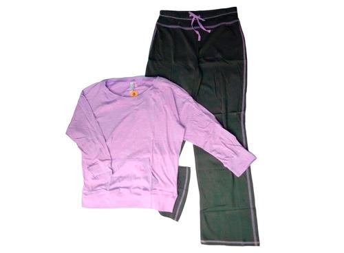 pijama de algodón de dama bazar de oriente