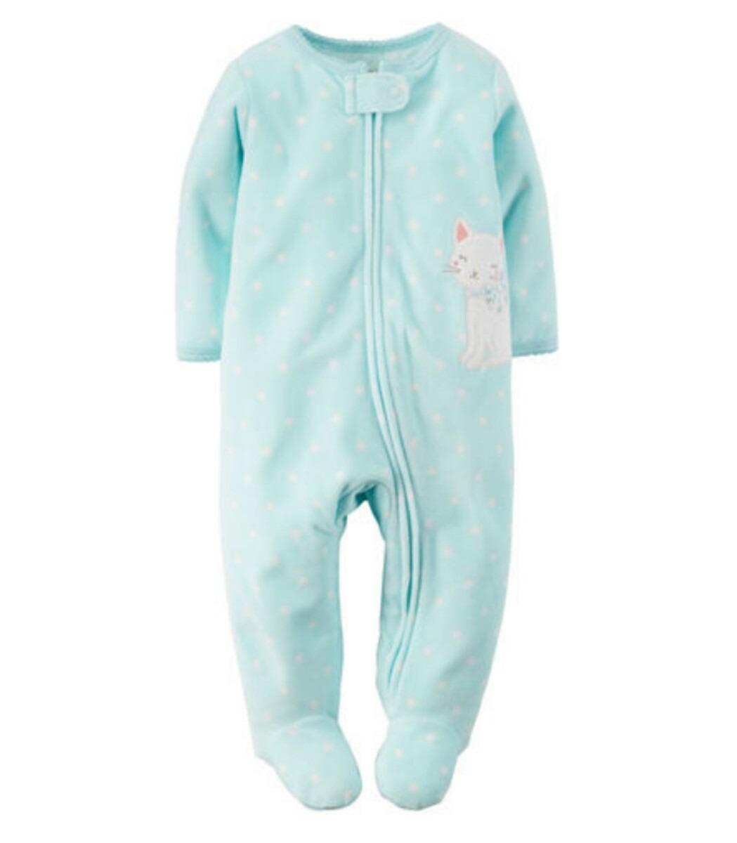 da120241fa Pijamas Polares Carters Ropa Bebé Y Niña De Rn A 9 M -   750